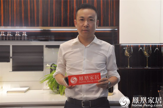 司米橱柜刘泽勤:从人性化的角度解决消费者的需求