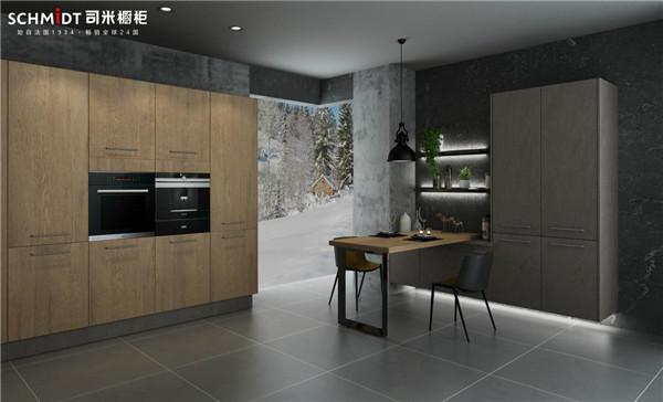 法国司米橱柜 厨房空间的专业制造者
