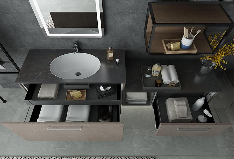里昂浴室柜