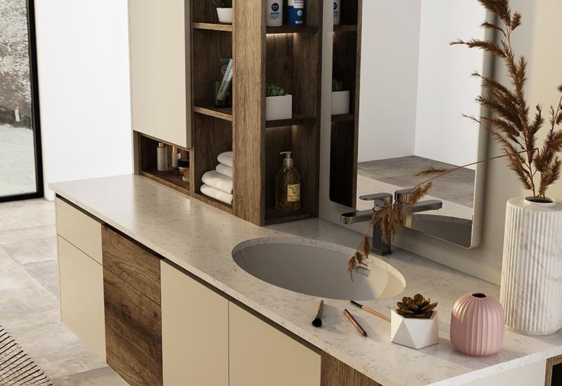 双城浴室柜